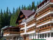 Foto exterior la Hotel Hohe Rinne 4* Paltinis